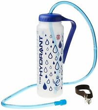 NRS Healthcare The Hydrant 1 L Drinking Bottle with Tube Latex free (Eligible...