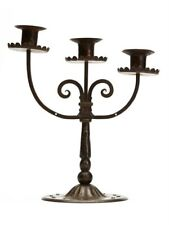 VIENNESE SECESSIONIST HUGO BERGER CANDLESTICK C.1900
