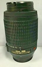 Nikon  AF-S 55-200mm Lens f/4-5.6G ED VR DX SWM VR ED IF