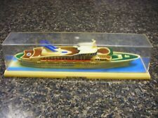 Norwegian cruise ship model M/S Southward ship in original case