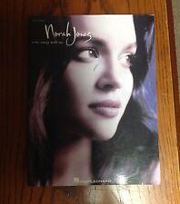 Norah Jones Come Away With Me Easy Piano Solo Book