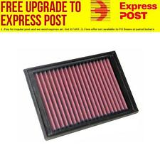 K&N PF Hi-Flow Performance Air Filter 33-2510 fits Peugeot 206 2.0 RC