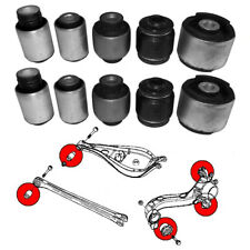 BMW Serie 3 - E36 Kit 10 bushes Rear Suspension, For Two Sided