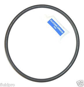Filter lid o ring gasket u9-229 for pentair sta-rite 5p2r pump + 7ml sil