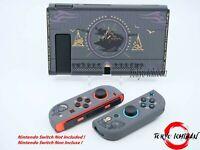 Kit Housse Nintendo Switch & Joycon / Zelda Twilight Princess / Coque Case for