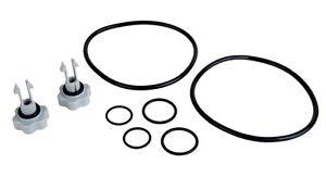 Intex 25004 2,500 GPH and Below Pool Filter Pump Replacement Seals Pack Parts