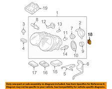 Mercedes MERCEDES-BENZ OEM Headlight Head light lamp-Control Module 0028202526