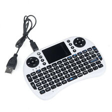 2.4G Wireless Mini Keyboard Handheld Touchpad Keyboard Mouse for PC ANDROID BOX