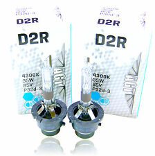 D2R Xenon HID 85126 Bulb Headlight Lamp Genuine Germany 35W OEM (Pack of 2)