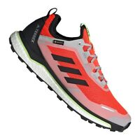 Adidas Terrex Agravic Flow Gtx M EG5928 chaussures orange