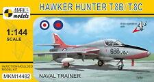 Pirlouit 1//144 Hawker Hunter T.8B//T.8C-Two Siège version # PEE144015