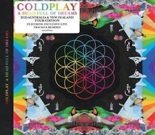 Head Full of Dreams (australian Tour Edition) 9397601007585 by Coldplay CD