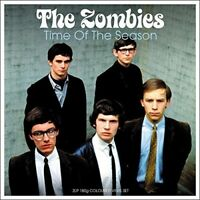 The Zombies - Time Of The Season (Electric Blue Vinyl) [New Vinyl LP] Blue, Colo