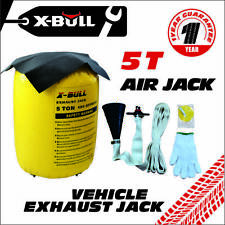 X-BULL Air Jack Exhaust Tools 5 Tonne Multi Layer 4x4 Off-Road Truck Balloon