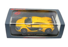 Spark 1/43 - Renault Sport RS01 2014 mit Präsentationbox