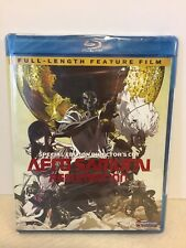 Afro Samurai Resurrection special edition director's cut / NEW anime on Blu-ray