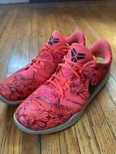 Mens 12 Nike Kobe basketball shoes