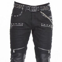CIPO & BAXX ROCK HARD MENS JEANS DENIM SLIM FIT ALL SIZES
