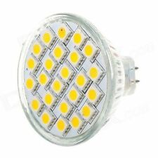 10 X MR16 LED lamp LED light 12V AC/DC 24SMD/ 60SMD LED Globes = 40W