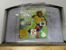 HTF KOMANI Rare & Complete Asian Nintendo 64 International Superstar Soccer '98