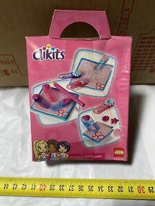 LEGO CLICKITS 4874 SEALED NUOVISSIMO NEW!!!!!!!!!!