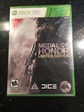 Medal of Honor Limited Edition XBOX 360 Brand New Factory Sealed