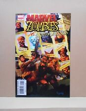 MARVEL ZOMBIES vs. THE ARMY OF DARKNESS #1 8.0 VF+ Uncertified Dynamite/Marvel