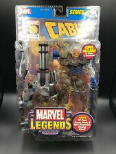 "Marvel Legends X-Men CABLE Brown VARIANT 6"" Figure ToyBiz Series 6 SUPER RARE"