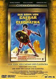 Der Sohn von Caesar und Cleopatra (Cinema Colossal) von F... | DVD | Zustand gut