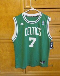 Youth NBA adidas Jared Sullinger #7 Boston Celtics Jersey green sz L  NWT $50