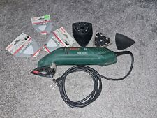 Bosch PDA 120E Deltaschleifer Schleifmaschine 0603307703 mit Zubehör