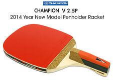 New Champion V2.5P Series Table Tennis Racket Penholder Pingpong All-round Type