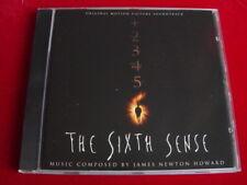 THE SIXTH SENSE - JAMES NEWTON HOWARD - SOUNDTRACK CD