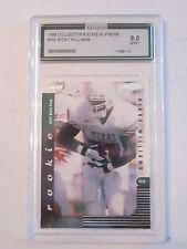 1999 RICKY WILLIAMS #RW AGS GRADED 9.0 MINT FOOTBALL CARD    BOX W