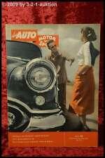 AMS Auto Motor Sport 13/55 Oldsmobile 98 Ardie 201 Victoria