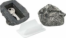 Key Hider Rock Key Stone Security Rock Safe Key Holder Storage Garden Key