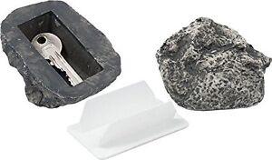 Key Hider Rock Key Stone Security Rock Safe Key Holder Storage Garden Key