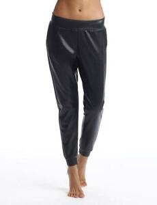 Commando Faux Leather Jogger Large