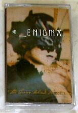 ENIGMA - THE SCREEN BEHIND THE MIRROR - Musicassetta Cassette Tape MC K7 Sealed