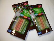 Munchy Sticks Dog Treats Stick Bones Dog Chews Dog Food Three Bags 10 per Pack