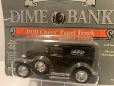 Ertl Dime Bank Agway 1930 Chevy Panel