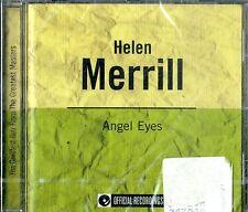 HELEN MERRILL Angel Eyes CD NEW Sealed