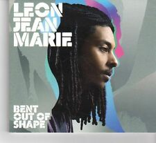 (FR716) Leon Jean Marie, Bent Out Of Shape - 2008 DJ CD