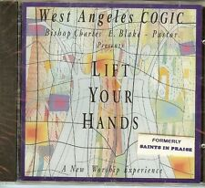 WEST ANGELES CHURCH OF GOD IN CHRIST MASS CHOIR - Lift Your Hands - CD - NEW