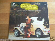 LP RECORD VINYL COVER OLDTIMER CLASSIC CAR, CHET ATKINS NASHVILLE GOLD