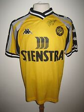 Roda JC NUMBER 10 Holland SIGNED football shirt soccer jersey voetbal size L