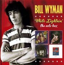 White Lightnin'-the Solo Albums Bill Wyman 0740155402334