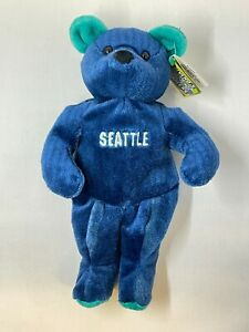 2000 SALVINO'S BAMMERS JOHN OLERUD #5 TEAM SET 2000 SEATTLE BEANIE BEAR