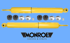 Set 2 Front Shock Absorbers Monroe For FORD Excursion F250 F350 Super Duty RWD