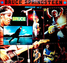 LPx2 -  BRUCE SPRINGSTEEN - HONEYMOON VOL.2*LIVE IN ULLEVI-GÖTEBORG-SWEDEN 1985